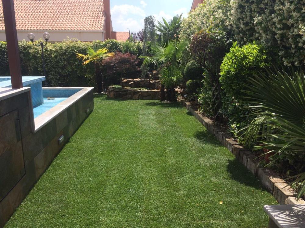 Diseño y construcción de jardines